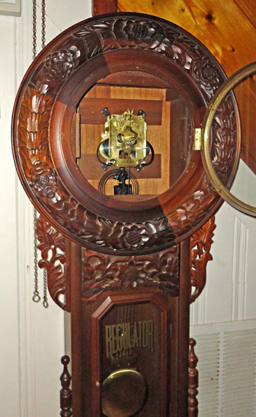 Quot Large Korean Reproduction Rococo Wall Regulator Clock C